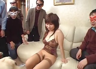 Asian angel is enjoying hardcore bestiality XXX